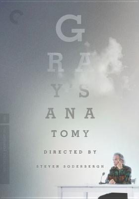 GRAY'S ANATOMY BY GRAY,SPALDING (DVD)